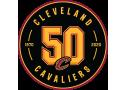 Cavs 50th Season Logo
